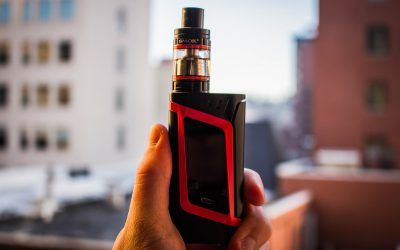 Study Reveals Teens and Young Adults Who Vape, Are at a Higher Risk of COVID-19