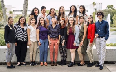 ACE Lab Members Present Their Research at the UF CARE Annual Symposium